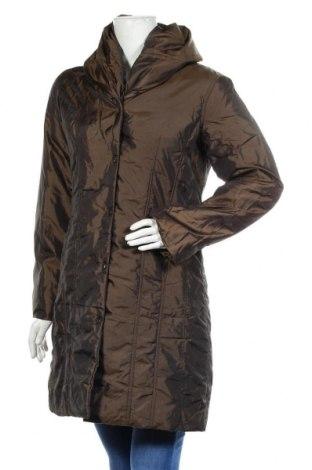 Γυναικείο μπουφάν Kenvelo, Μέγεθος M, Χρώμα Καφέ, Πολυαμίδη, φτερά και πούπουλα, Τιμή 35,72€