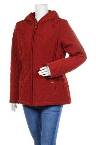 Γυναικείο μπουφάν Liz Claiborne, Μέγεθος L, Χρώμα Κόκκινο, Πολυεστέρας, Τιμή 31,18€
