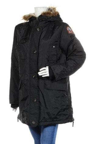 Γυναικείο μπουφάν Michele Boyard, Μέγεθος L, Χρώμα Μπλέ, Πολυεστέρας, Τιμή 24,68€