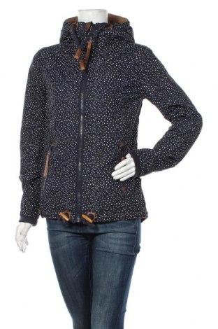Γυναικείο μπουφάν Naketano, Μέγεθος S, Χρώμα Μπλέ, Πολυεστέρας, Τιμή 84,67€