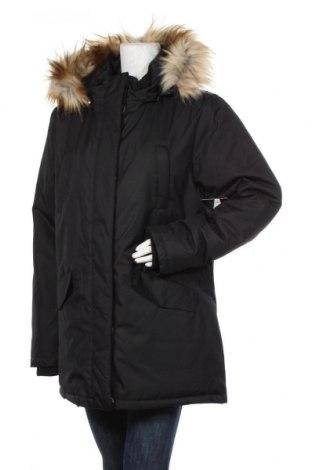 Дамско яке Nly Trend, Размер XL, Цвят Черен, Полиестер, Цена 104,25лв.
