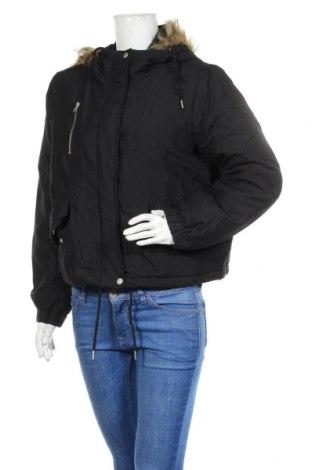 Γυναικείο μπουφάν Noisy May, Μέγεθος S, Χρώμα Μαύρο, Πολυεστέρας, Τιμή 24,68€