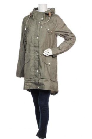 Дамско яке Ragwear, Размер XL, Цвят Зелен, Полиестер, Цена 89,25лв.