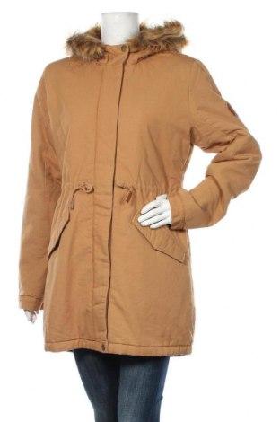 Дамско яке Roxy, Размер L, Цвят Кафяв, Памук, Цена 134,25лв.