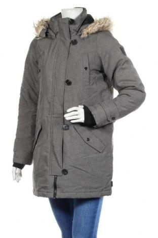 Γυναικείο μπουφάν Vero Moda, Μέγεθος S, Χρώμα Γκρί, Πολυεστέρας, Τιμή 35,07€