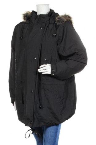 Γυναικείο μπουφάν Woman Within, Μέγεθος XL, Χρώμα Μαύρο, Πολυεστέρας, Τιμή 27,28€