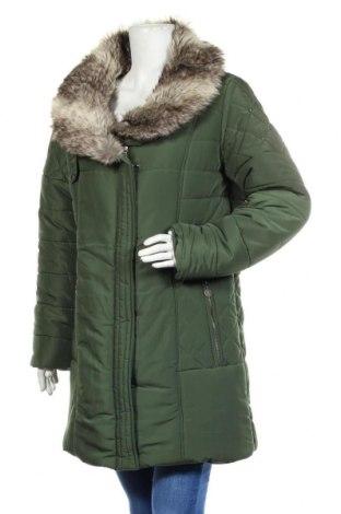 Γυναικείο μπουφάν Yest, Μέγεθος L, Χρώμα Πράσινο, Πολυεστέρας, Τιμή 35,07€