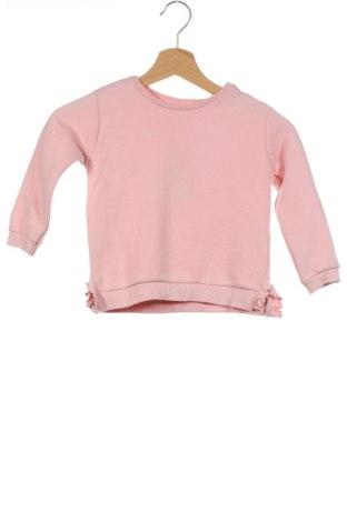 Παιδική μπλούζα Zara, Μέγεθος 3-4y/ 104-110 εκ., Χρώμα Ρόζ , 63% βαμβάκι, 37% πολυεστέρας, Τιμή 5,41€