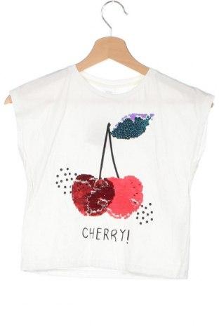 Παιδική μπλούζα Zara, Μέγεθος 7-8y/ 128-134 εκ., Χρώμα Λευκό, Βαμβάκι, Τιμή 3,90€
