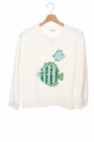 Παιδική μπλούζα Zara, Μέγεθος 13-14y/ 164-168 εκ., Χρώμα Λευκό, Βαμβάκι, Τιμή 11,14€