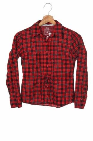 Παιδικό πουκάμισο Edc By Esprit, Μέγεθος 10-11y/ 146-152 εκ., Χρώμα Κόκκινο, 100% βαμβάκι, Τιμή 10,21€