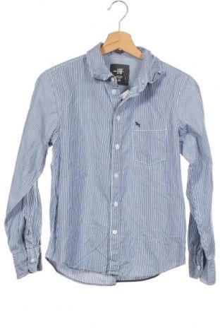Παιδικό πουκάμισο H&M L.O.G.G., Μέγεθος 12-13y/ 158-164 εκ., Χρώμα Μπλέ, Βαμβάκι, Τιμή 10,39€