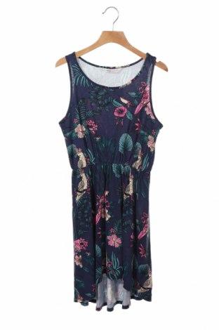 Παιδικό φόρεμα H&M, Μέγεθος 10-11y/ 146-152 εκ., Χρώμα Πολύχρωμο, Βισκόζη, Τιμή 15,31€