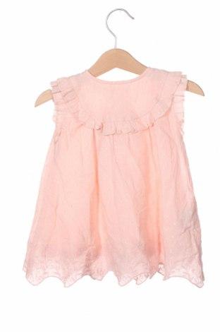 Παιδικό φόρεμα Lola Palacios, Μέγεθος 9-12m/ 74-80 εκ., Χρώμα Ρόζ , Βαμβάκι, Τιμή 15,08€