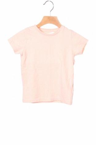 Детска тениска Name It, Размер 12-18m/ 80-86 см, Цвят Розов, 95% памук, 5% еластан, Цена 19,50лв.