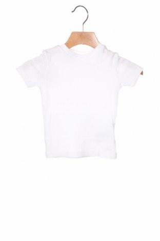 Детска тениска Next, Размер 18-24m/ 86-98 см, Цвят Бял, Памук, Цена 18,00лв.