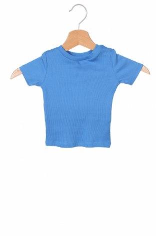 Детска тениска Next, Размер 18-24m/ 86-98 см, Цвят Син, Памук, Цена 19,50лв.
