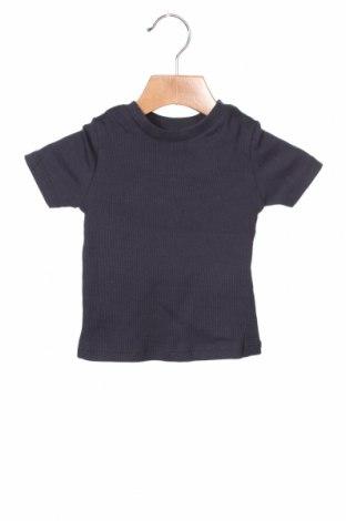 Детска тениска Next, Размер 18-24m/ 86-98 см, Цвят Син, Памук, Цена 18,00лв.