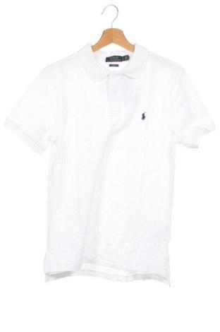 Dětské tričko  Polo By Ralph Lauren, Velikost 15-18y/ 170-176 cm, Barva Bílá, Cena  641,00Kč