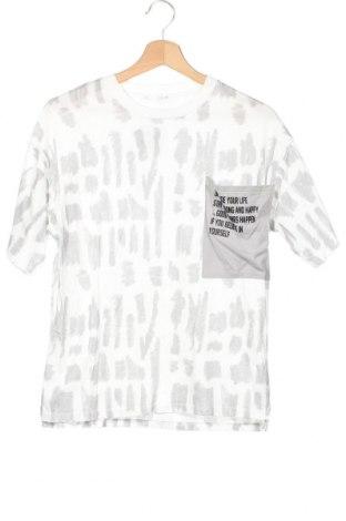 Παιδικό μπλουζάκι Zara Kids, Μέγεθος 11-12y/ 152-158 εκ., Χρώμα Γκρί, Βαμβάκι, Τιμή 11,21€