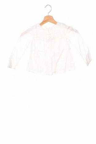 Tunică pentru copii Zara, Mărime 3-4y/ 104-110 cm, Culoare Alb, Preț 36,19 Lei