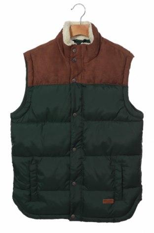 Dětská vesta  Pepe Jeans, Velikost 15-18y/ 170-176 cm, Barva Zelená, Polyester, Cena  1076,00Kč