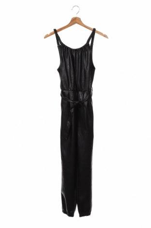 Παιδική σαλοπέτα Zara, Μέγεθος 13-14y/ 164-168 εκ., Χρώμα Μαύρο, Δερματίνη, Τιμή 18,95€