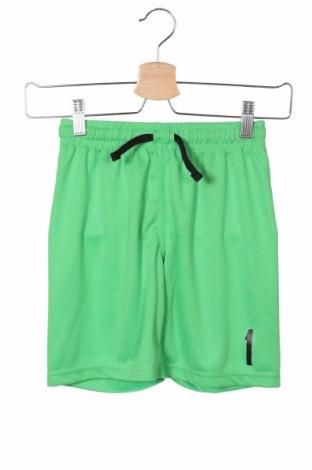 Παιδικό κοντό παντελόνι H&M Sport, Μέγεθος 6-7y/ 122-128 εκ., Χρώμα Πράσινο, Πολυεστέρας, Τιμή 12,06€