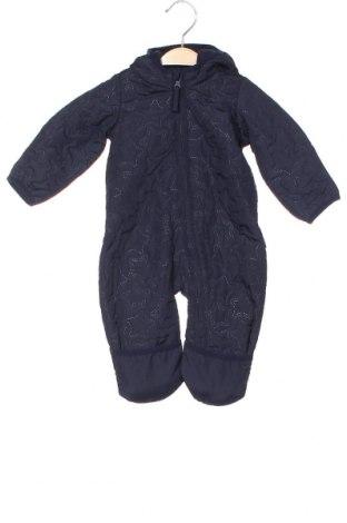 Παιδική χειμωνιάτικη σαλοπέτα Gap Baby, Μέγεθος 2-3m/ 56-62 εκ., Χρώμα Μπλέ, Πολυεστέρας, Τιμή 26,68€