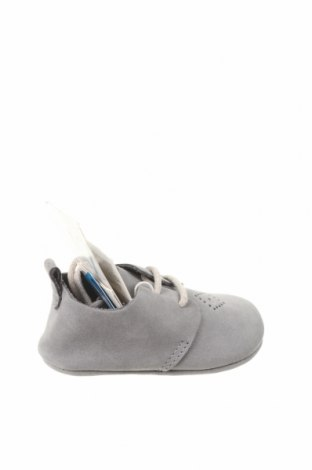 Dětské boty  Zara, Velikost 15, Barva Šedá, Pravá kůže, Cena  299,00Kč