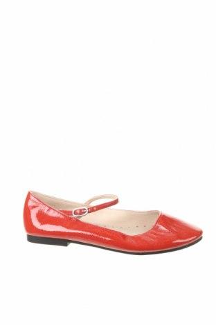 Детски обувки Zara, Размер 31, Цвят Червен, Еко кожа, Цена 11,27лв.