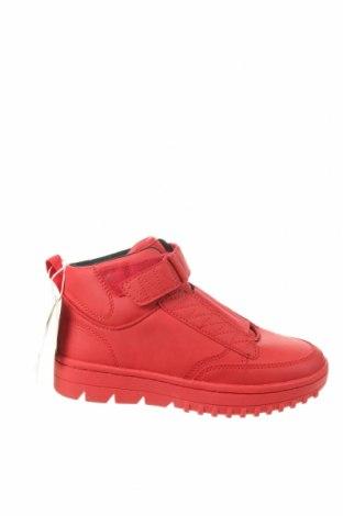 Детски обувки Zara, Размер 32, Цвят Червен, Еко кожа, Цена 46,50лв.