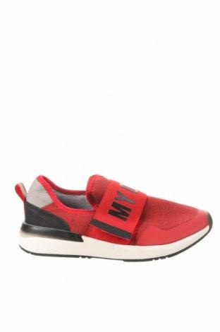 Încălțăminte pentru copii Zara, Mărime 35, Culoare Roșu, Textil, Preț 88,65 Lei