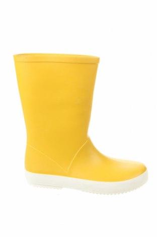 Детски обувки Zara, Размер 31, Цвят Жълт, Полиуретан, Цена 31,90лв.