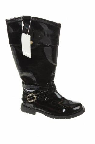 Dětské boty  Zara, Velikost 28, Barva Černá, Eko kůže, Cena  435,00Kč