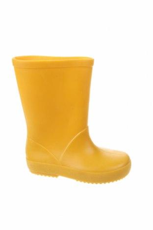Dětské boty  Zara, Velikost 24, Barva Žlutá, Polyurethane, Cena  690,00Kč