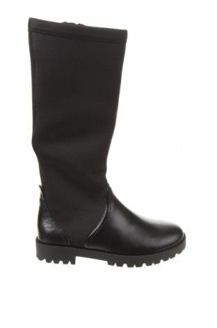 Încălțăminte pentru copii Zara, Mărime 33, Culoare Negru, Piele ecologică, textil, Preț 90,95 Lei