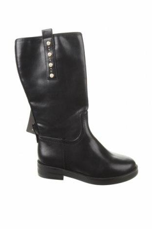 Dětské boty  Zara, Velikost 29, Barva Černá, Eko kůže, Cena  607,00Kč