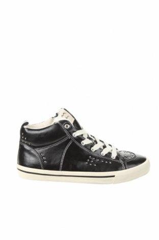 Παιδικά παπούτσια Zara, Μέγεθος 38, Χρώμα Μαύρο, Δερματίνη, Τιμή 16,73€