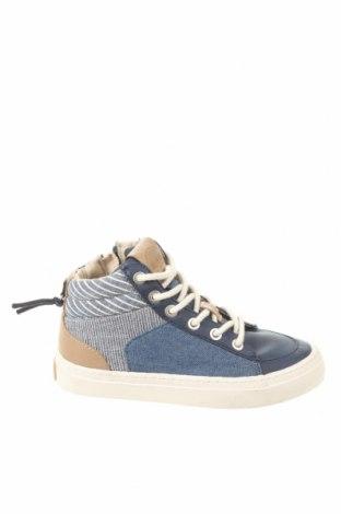 Детски обувки Zara, Размер 28, Цвят Син, Текстил, Цена 39,00лв.