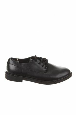 Dětské boty  Zara, Velikost 33, Barva Černá, Eko kůže, Cena  330,00Kč