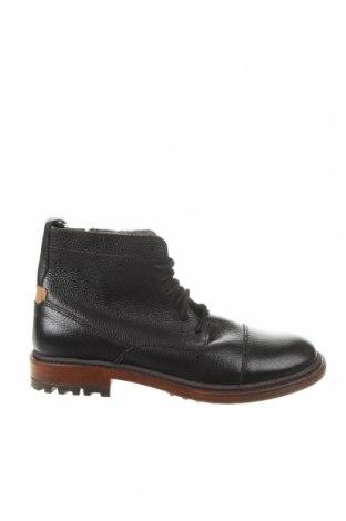 Παιδικά παπούτσια Zara, Μέγεθος 37, Χρώμα Μαύρο, Γνήσιο δέρμα, Τιμή 25,23€