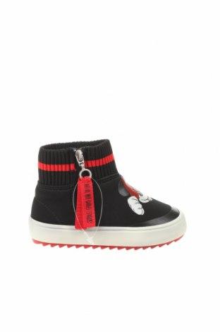 Παιδικά παπούτσια Zara, Μέγεθος 21, Χρώμα Μαύρο, Κλωστοϋφαντουργικά προϊόντα, Τιμή 17,42€