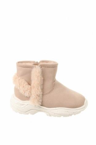 Παιδικά παπούτσια Zara, Μέγεθος 21, Χρώμα Σάπιο μήλο, Δερματίνη, Τιμή 17,79€