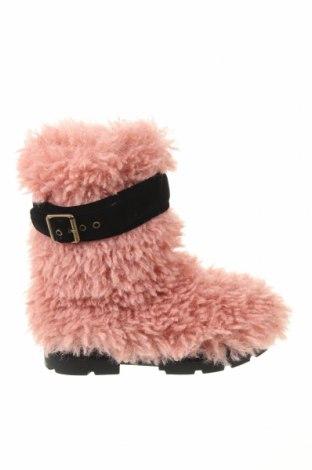 Încălțăminte pentru copii Zara, Mărime 35, Culoare Roz, Textil, Preț 111,74 Lei