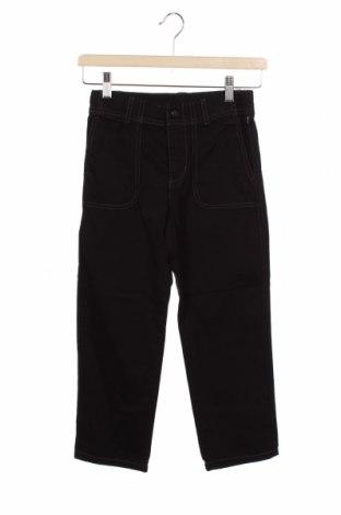 Dětské kalhoty  Napapijri, Velikost 7-8y/ 128-134 cm, Barva Černá, Bavlna, Cena  1294,00Kč