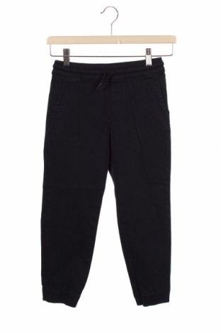Dětské kalhoty  Napapijri, Velikost 7-8y/ 128-134 cm, Barva Modrá, 98% bavlna, 2% elastan, Cena  1294,00Kč
