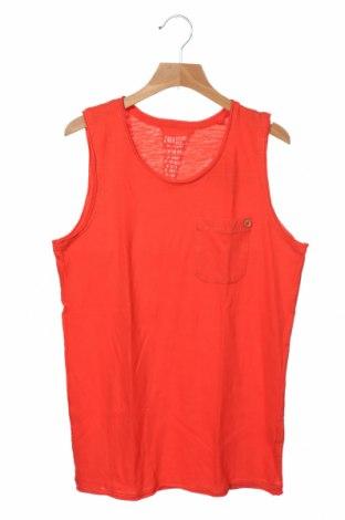 Μπλουζάκι αμάνικο παιδικό Zara, Μέγεθος 9-10y/ 140-146 εκ., Χρώμα Πορτοκαλί, Βαμβάκι, Τιμή 10,67€