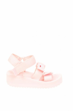 Детски сандали Fila, Размер 29, Цвят Розов, Текстил, Цена 47,40лв.