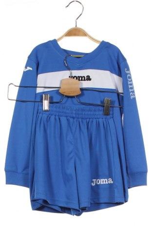 Παιδικό συνολακι Joma, Μέγεθος 2-3y/ 98-104 εκ., Χρώμα Μπλέ, Πολυεστέρας, Τιμή 26,68€